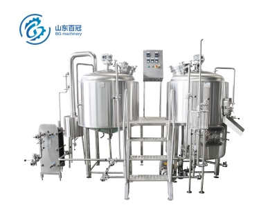 Small brewery,craft brewery,beer brew house,beer fermentation tank