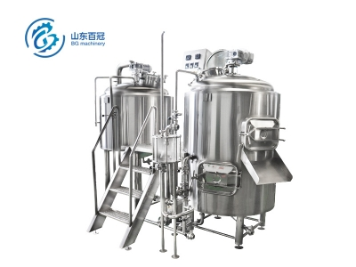 Beer brew house,beer equipment,mash system,beer brewing equipment,500L brew house,5bbl beer equipment
