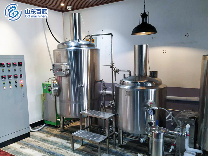 200L-micro-brewery,200L home brewing equipment,2BBL brewhouse