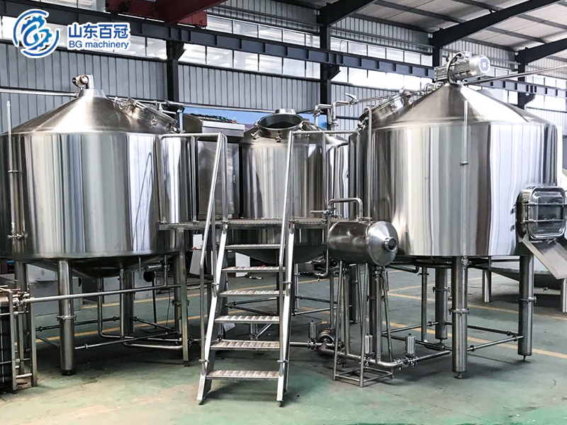 3000L-30BBL-beer-brewhouse