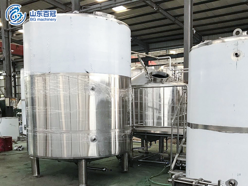 3000L-4500L-ice-water-tank-glycol-tank,beer equipment ,beer brewing equipment ,brewery equipment