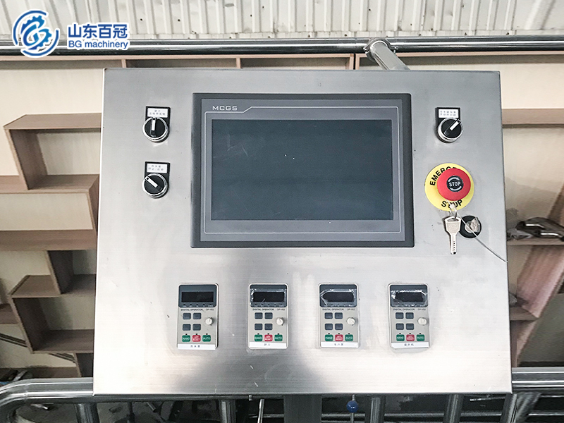 Brewhouse-control-system-equipment