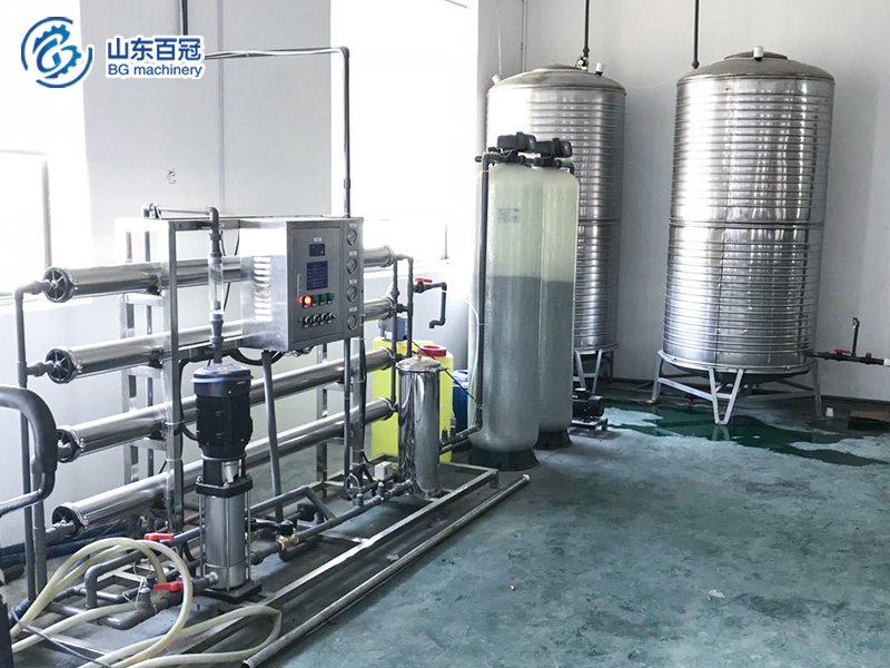 Water-treatment-equipment-brewery,beer equipment ,RO system