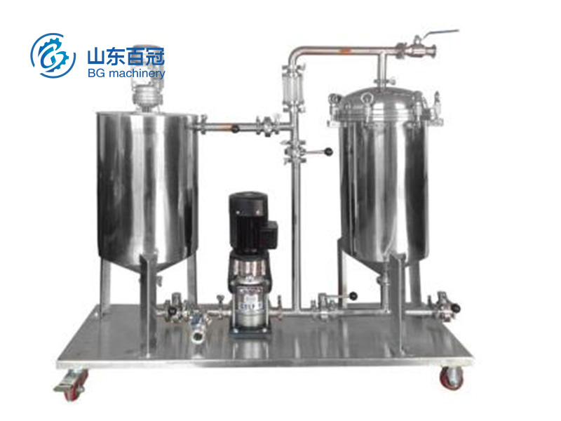 Beer filter ,Beer Diatomite filter,beer filtration machine
